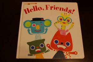 ワールドワイドキッズ絵本Hello,Friends!
