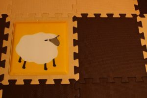 ワールドワイドキッズのアニマルトイ(羊)