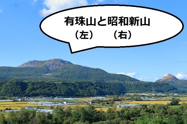 北海道の有珠山(昭和新山含む)ってどんな山?【常時観測火山】